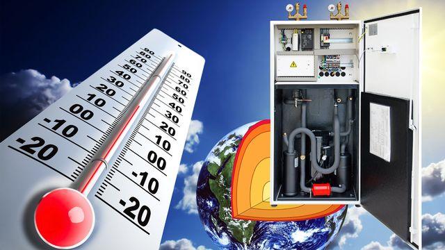 La géothermie utilise la chaleur du sous-sol. Photlook Fotolia [Photlook - Fotolia]