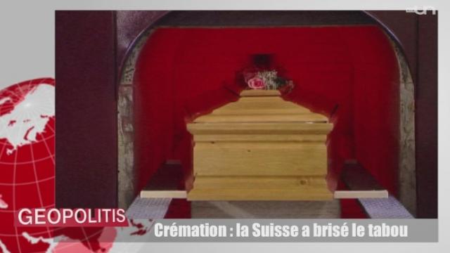 Les Suisses optent pour la crémation [RTS]