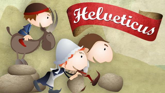 Helveticus : l'histoire suisse pour les tout-petits. [RTS]