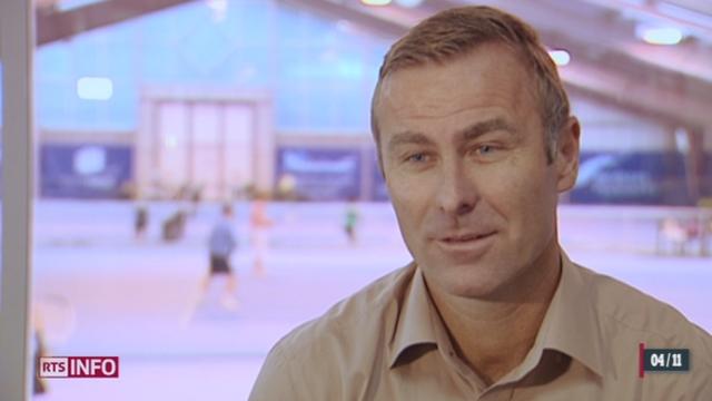 Tennis - Masters de Londres: deux Suisses sont en lice [RTS]