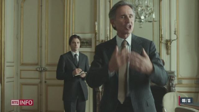 """Bertrand Tavernier a adapté la BD """"Quai d'Orsay"""" au cinéma [RTS]"""