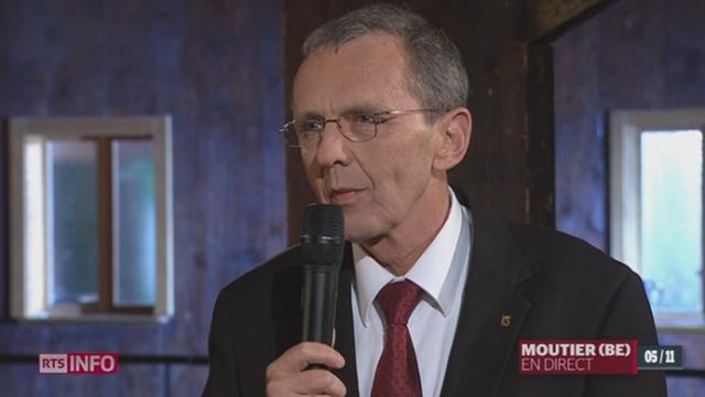 Question jurassienne: Philippe Perrenoud livre sa vision des choses [RTS]