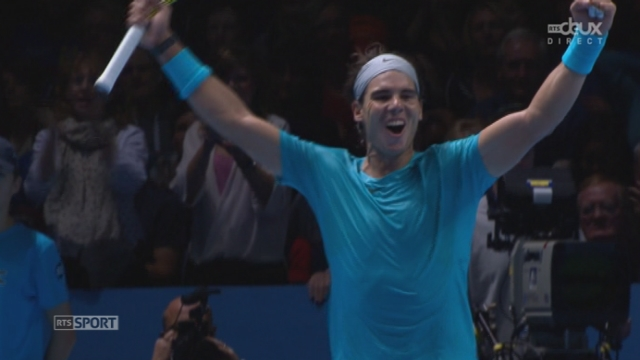 Nadal - Wawrinka (7-6, 7-6): Wawrinka, excellentl, s'incline avec les honneurs [RTS]