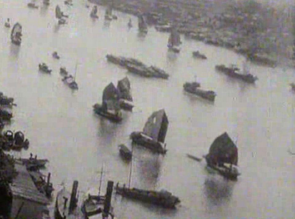 Le grand fleuve jaune - 30.05.1962. [RTS Archives]