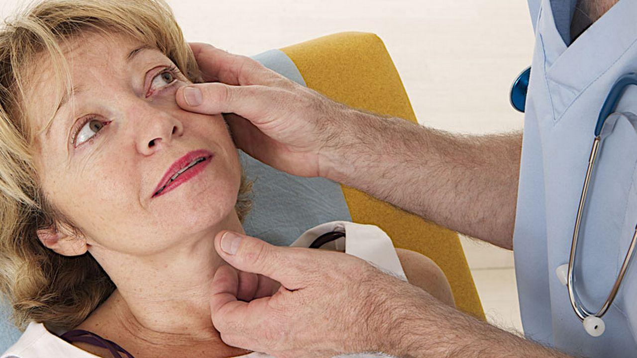 La dégénérescence maculaire liée à l'âge est une maladie de la rétine. [JPC PROD]