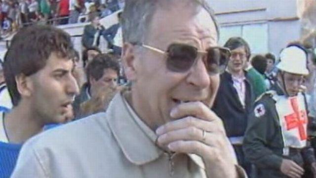 Drame du stade du Heysel, en 1985 [RTS]