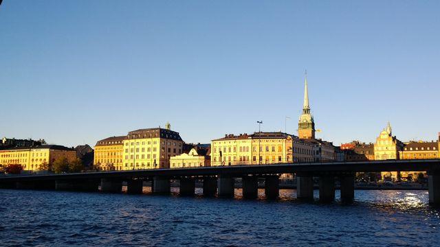 La ville de Stockholm. [AP Images/Christopher Hunt - Keystone]