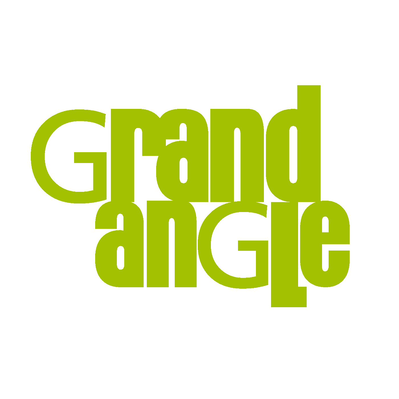 Logo de l'émission : Grand Angle