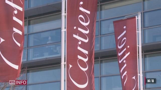 NE: Le Locle devrait accueillir la nouvelle usine Cartier [RTS]