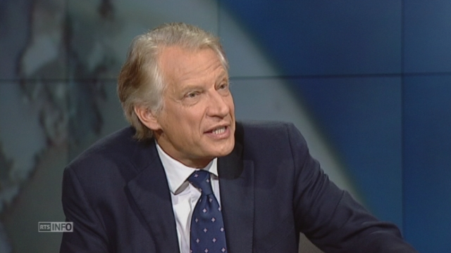 L'interview de Dominique de Villepin