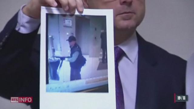 France: la police parisienne recherche l'homme qui a tiré à La Défense [RTS]