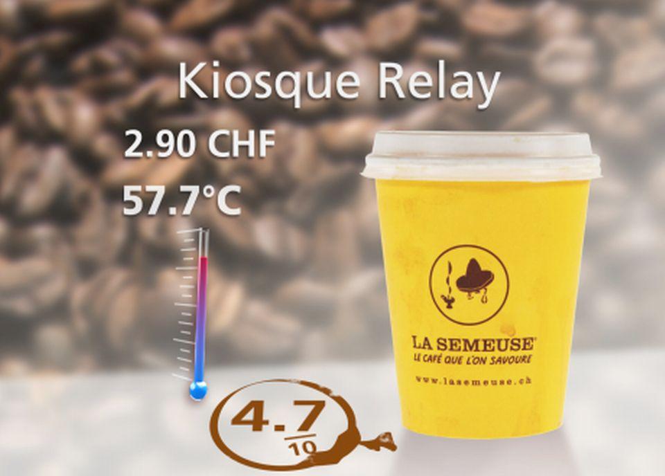 Kiosque Relay
