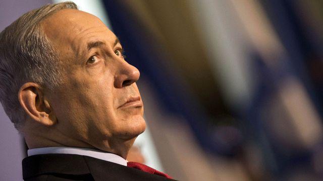 Benjamin Netanyahu se démène contre un accord sur le nucléaire iranien. [Jack Guez - AP/Keystone]