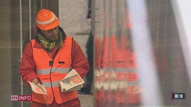 VD: la gare de Lausanne doit être agrandie d'ici 2025 pour un coût estimé à 1 milliard de francs [RTS]