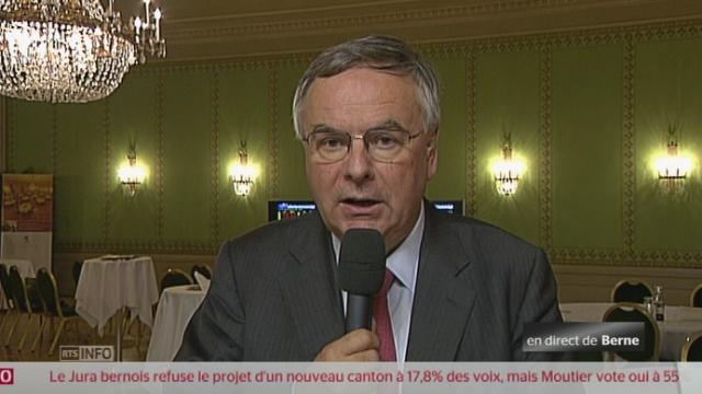 1:12 - Une victoire de l'économie selon Jean-François Rime [RTS]