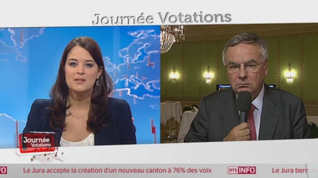 Journée Votations - Emission de 16:10 [RTS]