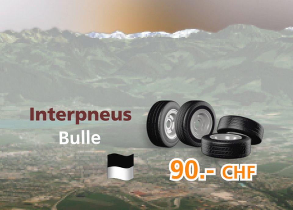 Interpneus à Bulle [RTS]