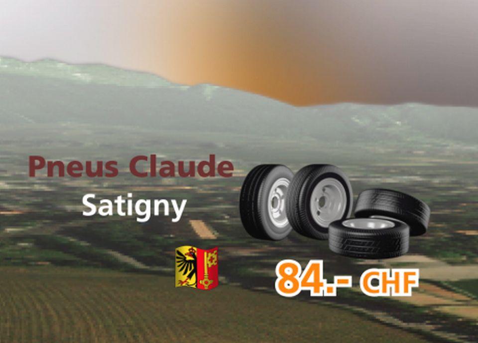 Pneus Claude à Satigny [RTS]