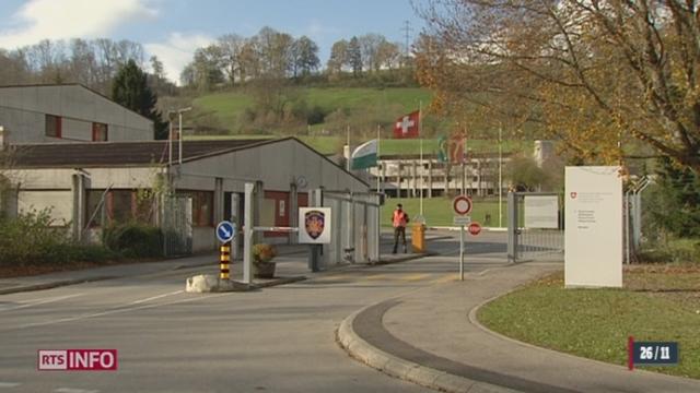 Armée: la caserne de Moudon va être abandonnée [RTS]