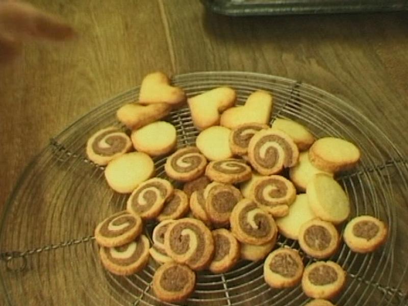 Les biscuits de Noël - rts.ch - Entrez sans sonner