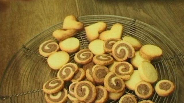 Les biscuits de Noël. [TSR 2000]