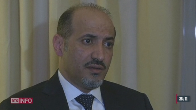 La Syrie participera à la conférence de paix du 22 janvier prochain à Genève [RTS]