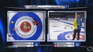 Ecosse – Suisse (1-0): premier point marqué par l'équipe d'Ecosse [RTS]