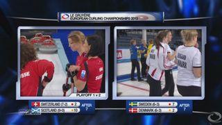 Ecosse – Suisse (10-2): la Suisse jouera sa place en finale ce soir [RTS]