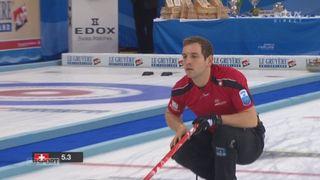 Finale messieurs Suisse-Norvège (3:2): 3 points au 3ème end pour les suisses [RTS]