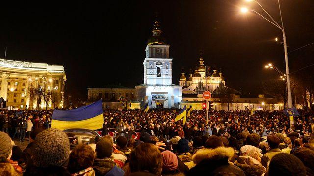 Kiev [FILIP SINGER - Keystone]