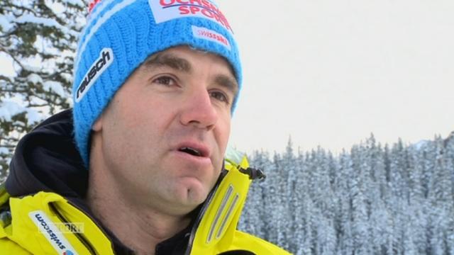 Ski alpin: l'équipe de Suisse masculine se prépare pour éviter la catastrophe de la saison dernière [RTS]