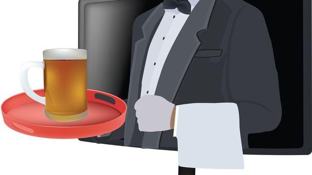 L'alcool dans un film, c'est bien souvent une forme de publicité. [fiore26 - Fotolia]