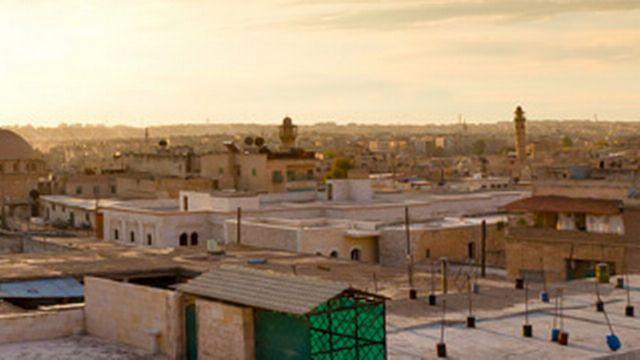 La Syrie [© saxlerb  - Fotolia.com]