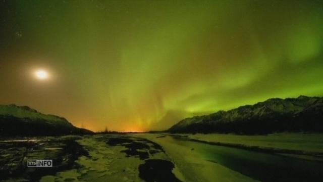 Une année propice aux aurores boréales [RTS]