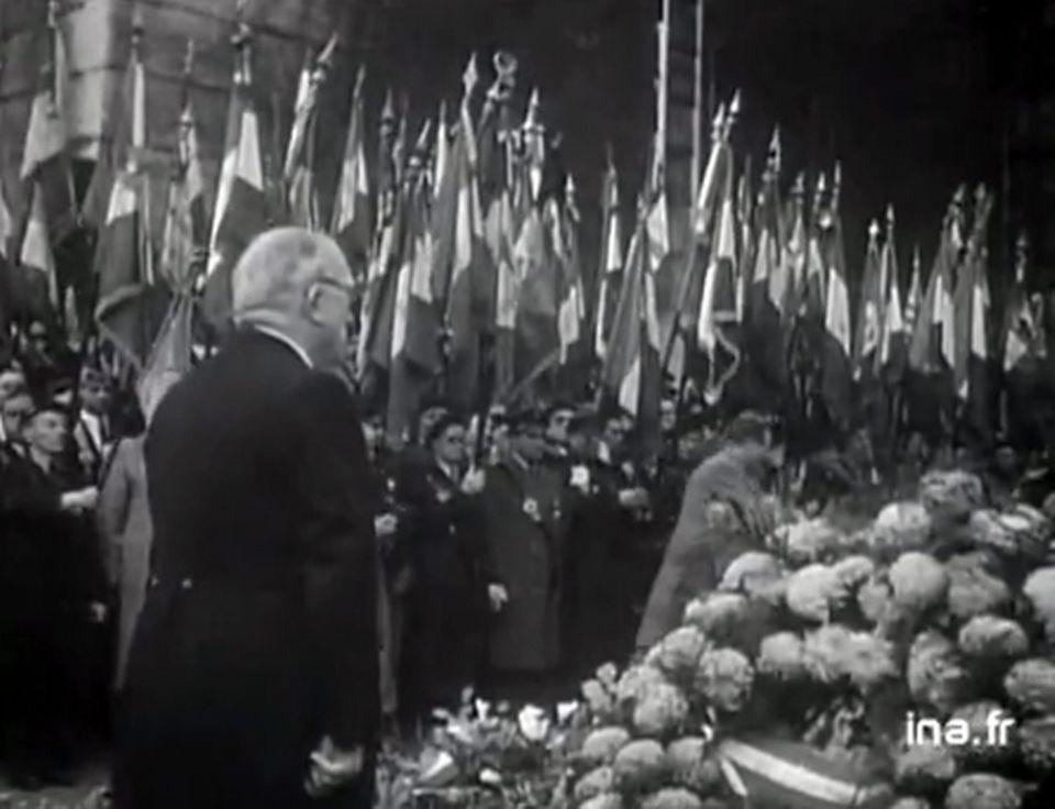 L'armistice de 1918. [INA]