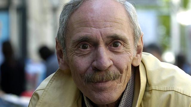 Jean-Luc Benoziglio. [Lukas Lehmann - Keystone]