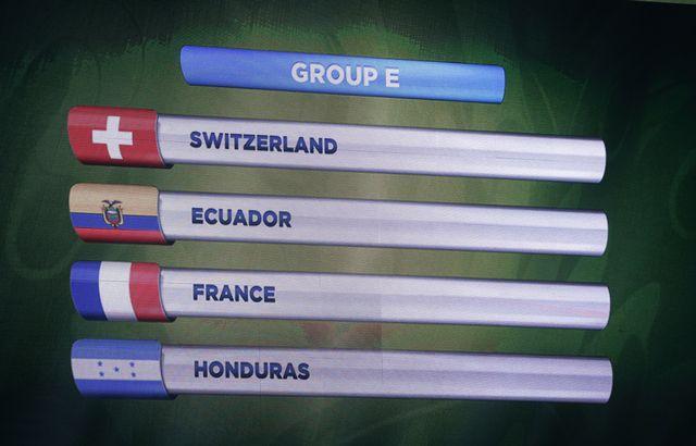 Le groupe E du Mondial 2014 dans le détail. [Victor R. Caivano - Keystone]