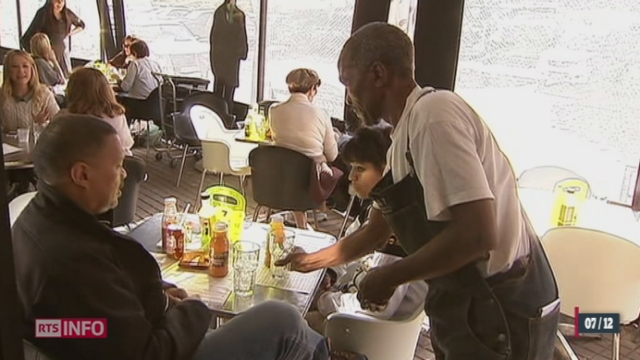 Afrique du Sud: les Blancs conservent une meilleure position économique et sociale aujourd'hui [RTS]