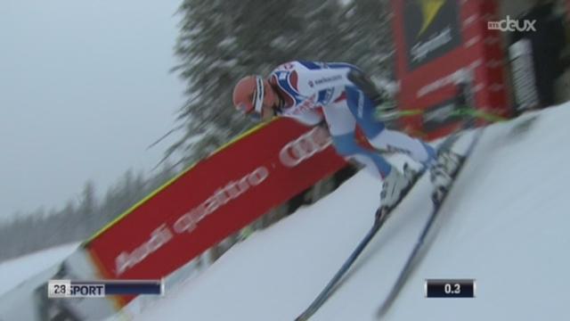 Ski alpin - Bever Creek: Patrick Küng s'impose et remporte son premier succès en coupe du monde [RTS]