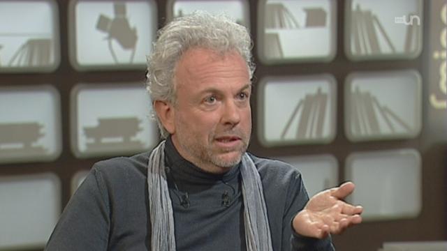 La recherche du bonheur: entretien avec Frédéric Lenoir, philosophe et écrivain [RTS]