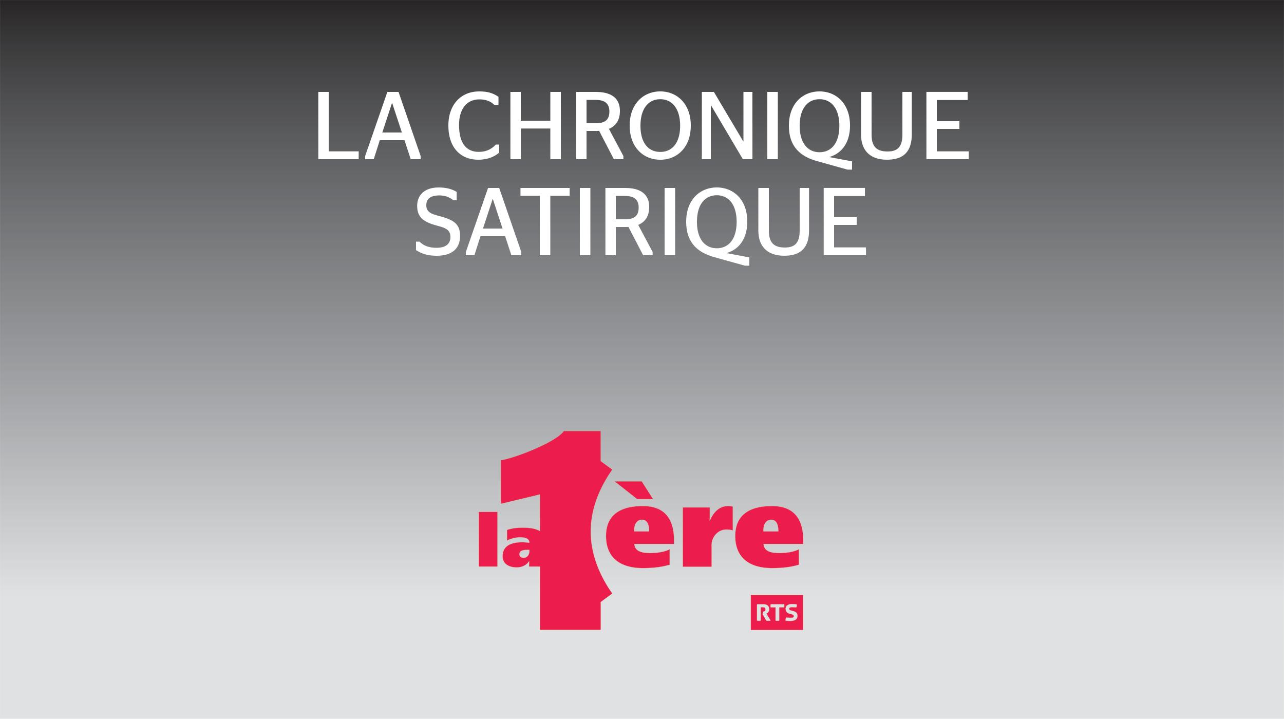 Logo La chronique satirique [RTS]