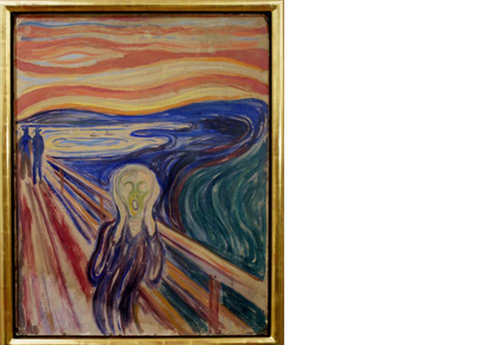 Le cri de Munch [Keystone]