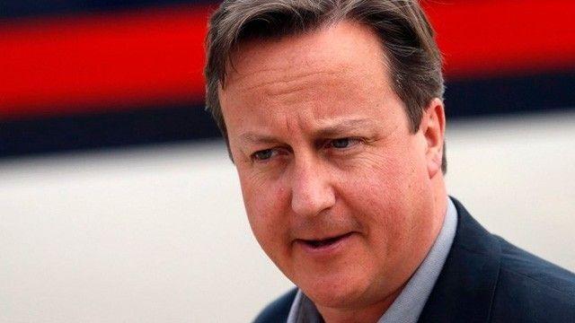 Le Premier ministre conservateur David Cameron. [Suzanne Plunkett - AP Photo/Keystone]