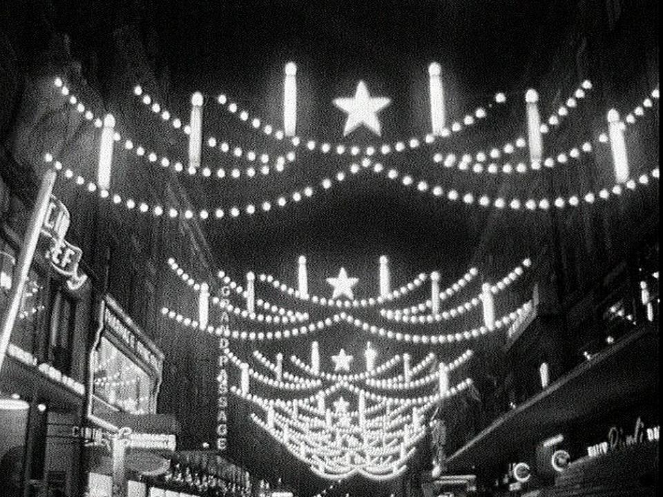 Illuminations de Noël [TSR 1960]