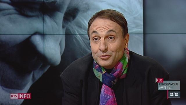 Le rendez-vous société: le docteur Francesco Bianchi-Demicheli nous parle de la sexualité du 3e âge [RTS]
