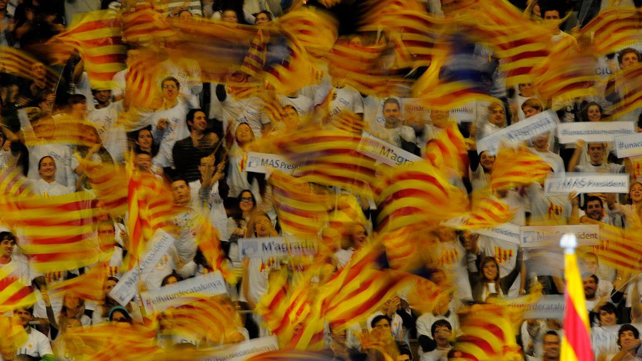 Les catalans vont-ils pouvoir voter sur l'indépendance? [Manu Fernandez - AP/Keystone]