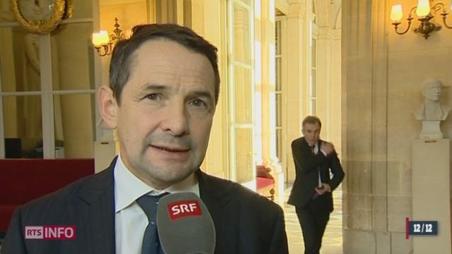 Convention sur les successions: d'autres dossiers fiscaux sont ouverts entre la Suisse et la France [RTS]