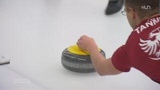 Le Mag: coup de projecteur sur les jeunes pousses du curling suisse [RTS]