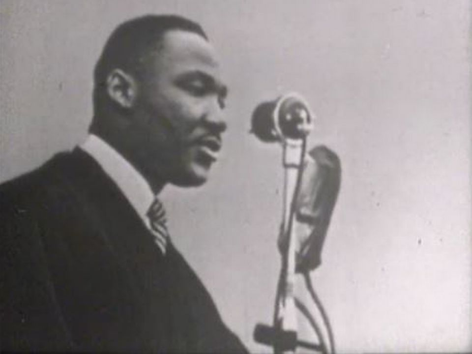 Martin Luther King [RTS]