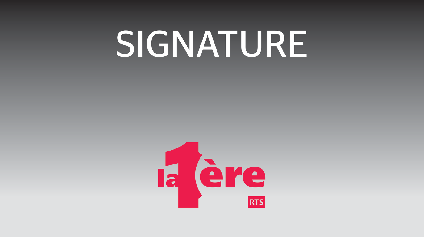 Signature - La 1ère